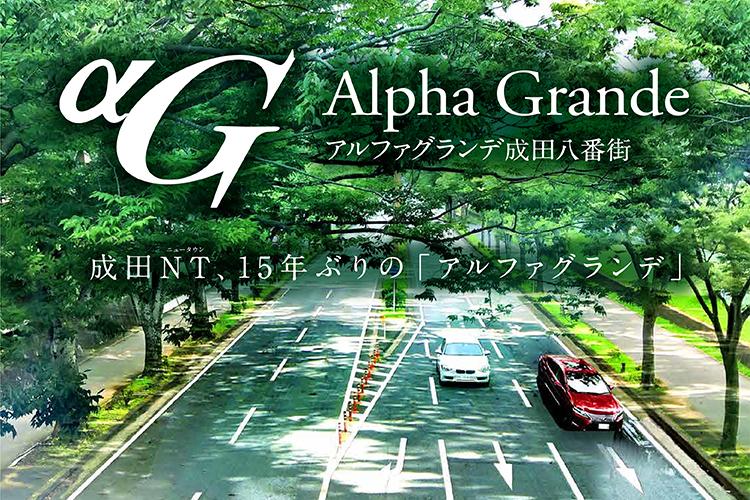 アルファグランデ成田八番街